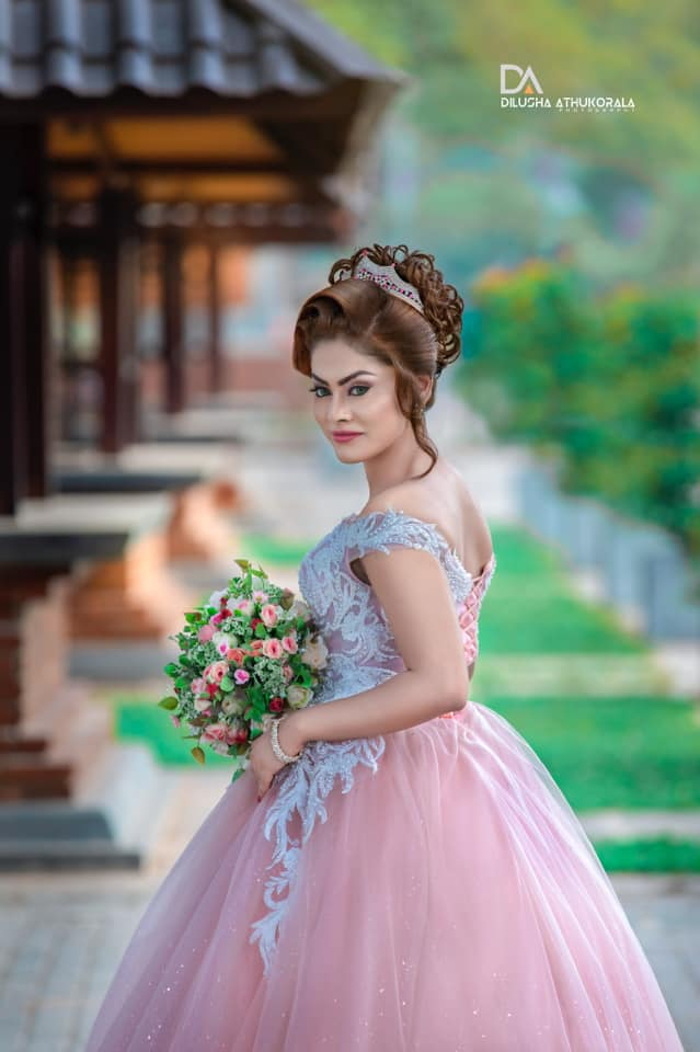 Malee Bridal Frocks Wiwaha